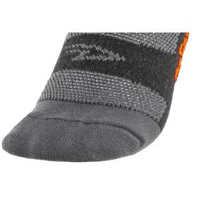 """DeFeet Aireator 3"""" Socks Townee (Grau)"""